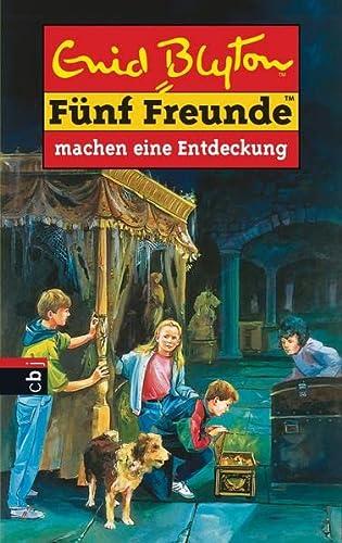 5 Freunde machen eine Entdeckung eine Detektivgeschichte der Abenteuerserie Band 20. von Enid Blyton mit Illustrationen von Eileen A.SoperEileen - Blyton, Enid