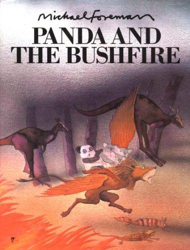 9783570046609: Panda and the Bushfire