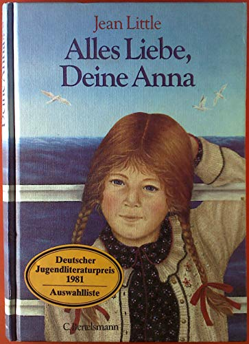 9783570060254: Alles Liebe, Deine Anna