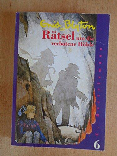 9783570072066: Rätsel um die verbotene Höhle, Bd 6