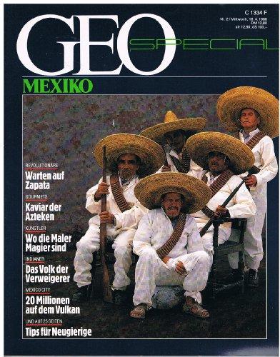 9783570074992: Geo Special Mexiko
