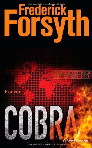 Cobra: Roman - Forsyth, Frederick
