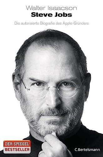 9783570101247: Steve Jobs: Die autorisierte Biografie des Apple-Gründers