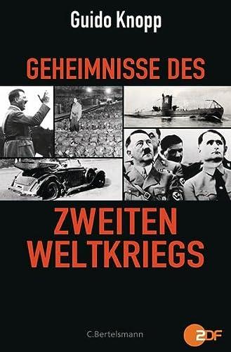 9783570101476: Geheimnisse des Zweiten Weltkriegs