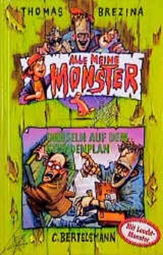 9783570120705: Alle meine Monster, Bd.2, Gruseln auf dem Stundenplan