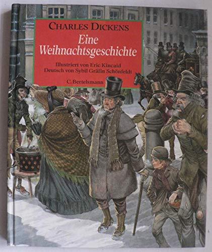 Eine Weihnachtsgeschichte: Dickens, Charles