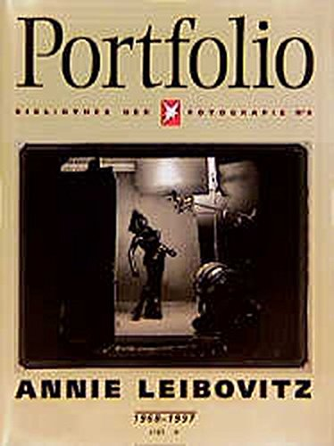 9783570123003: Annie Leibovitz: Photographs Portfolio 1970-1990