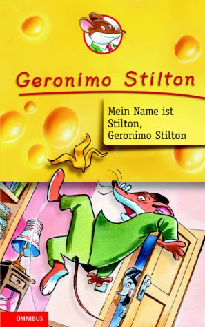 9783570126592: Mein Name ist Stilton, Geronimo Stilton. ( Ab 8 J.)