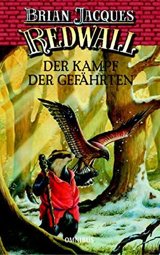 9783570126929: Redwall - Der Kampf der Gef�hrten: Die Redwall-Saga