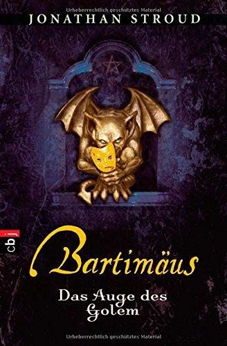 9783570127766: Bartimäus 02. Das Auge des Golem