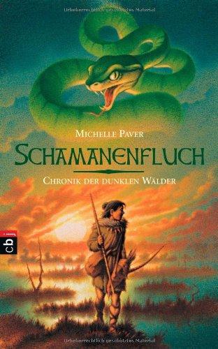 9783570129081: Chronik der dunklen W�lder 04. Schamanenfluch