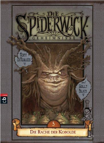 9783570129227: Die Spiderwick Geheimnisse 05. Die Rache der Kobolde
