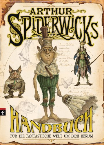 Arthur Spiderwicks Handbuch (3570129233) by Black, Holly