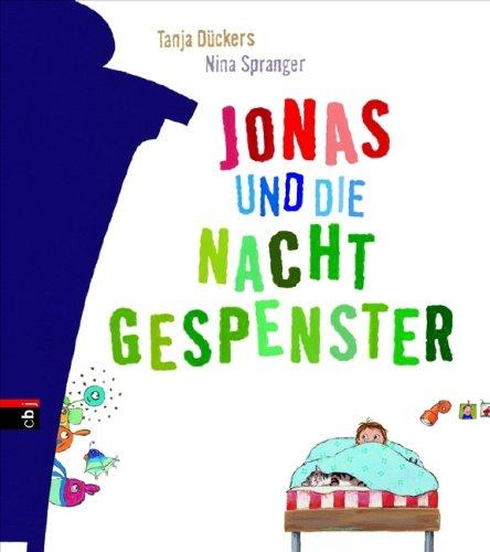 9783570129753: Jonas und die Nachtgespenster