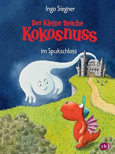 9783570130391: Der kleine Drache Kokosnuss im Spukschloss: Band 11