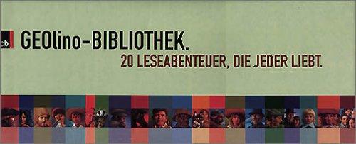 GEOlino - Bibliothek (20 Bände): GEOlino-Redaktion (Hrsg.)