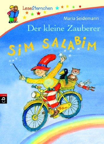 Der kleine Zauberer Sim Salabim,: Seidemann, Maria