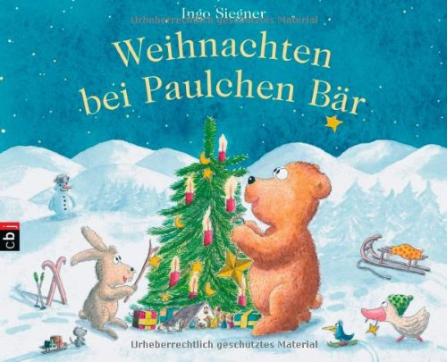 9783570131015: Weihnachten bei Paulchen Bär