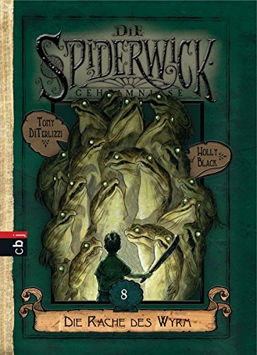 Die Spiderwick Geheimnisse 08 - Die Rache des Wyrm (3570132137) by Holly Black