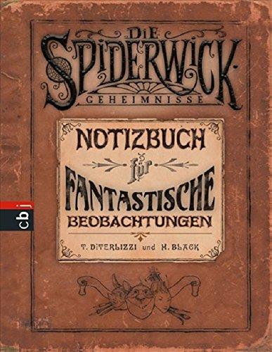 9783570132975: Die Spiderwick Geheimnisse