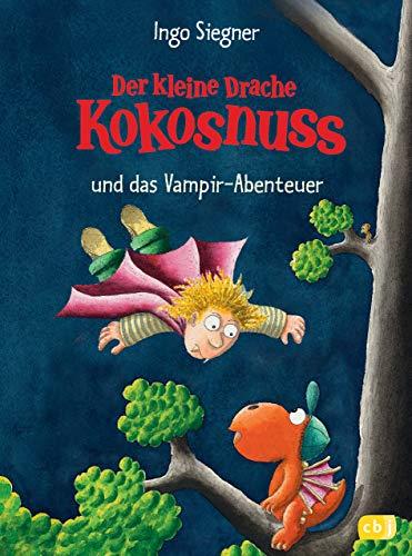 9783570137024: Der kleine Drache Kokosnuss und das Vampir-Abenteuer
