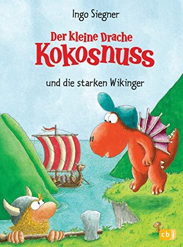 9783570137048: Der kleine Drache Kokosnuss 14 und die starken Wikinger