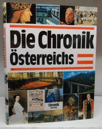 9783570144008: Die Chronik Österreichs