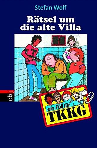 9783570150061: TKKG. Rätsel um die alte Villa.