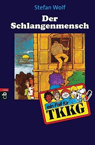 9783570150139: TKKG - Der Schlangenmensch: Band 14