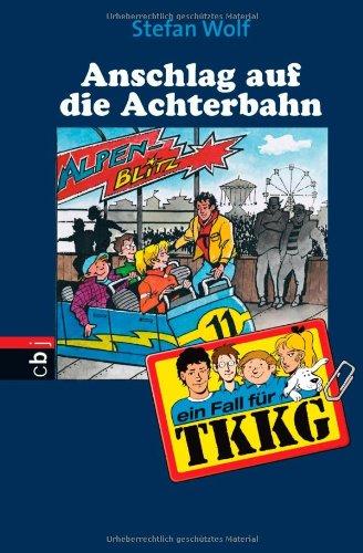 9783570151259: Ein Fall für TKKG 109. Anschlag auf die Achterbahn