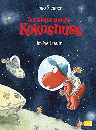 9783570152836: Der kleine Drache Kokosnuss im Weltraum