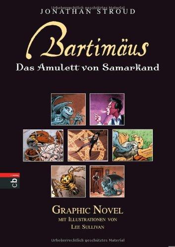 Bartimäus. Das Amulett von Samarkand - Graphic Novel
