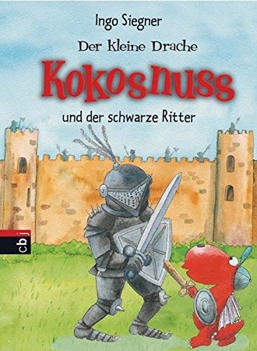 9783570153604: Der kleine Drache Kokosnuss und der schwarze Ritter: Sonderausgabe mit Wackelbild