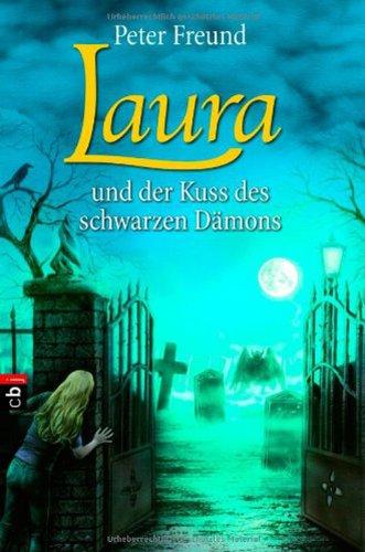 9783570153826: Aventerra 07. Laura und der Kuss des schwarzen Dämons