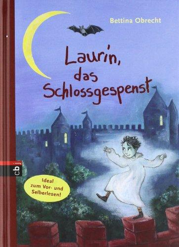 9783570154045: Laurin, das Schlossgespenst