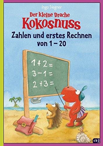 Der kleine Drache Kokosnuss - Zahlen und