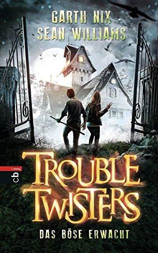 9783570155196: Troubletwisters 02 - Das Böse erwacht
