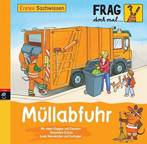 9783570155677: Frag doch mal ... die Maus - Erstes Sachwissen - Müllabfuhr: Band 14