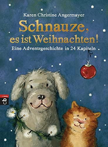 9783570156667: Schnauze, es ist Weihnachten: Eine Adventsgeschichte in 24 Kapiteln