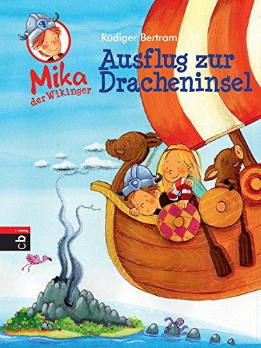 9783570157190: Mika der Wikinger 04 - Ausflug zur Dracheninsel: Band 4