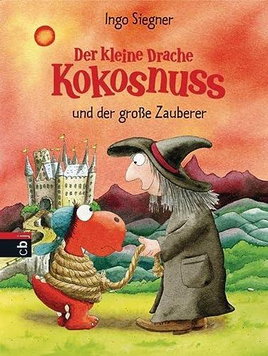 9783570157879: Der kleine Drache Kokosnuss und der große Zauberer