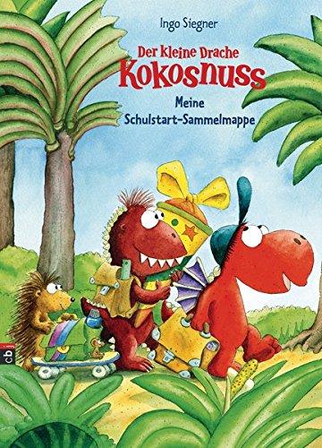 9783570158340: Der kleine Drache Kokosnuss - Meine Schulstart-Sammelmappe