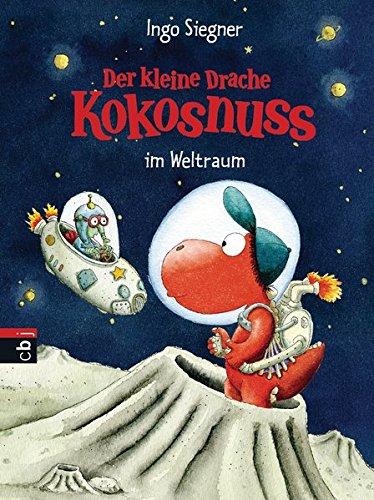 9783570158951: Der kleine Drache Kokosnuss im Weltraum