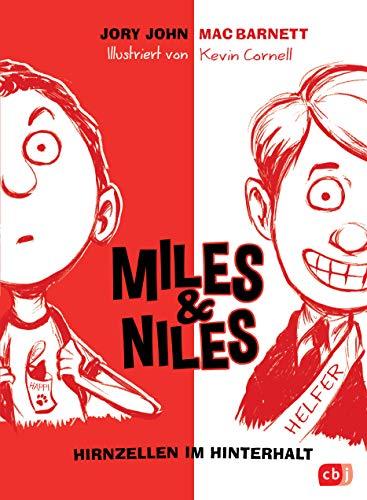 9783570163672: Miles & Niles - Hirnzellen im Hinterhalt