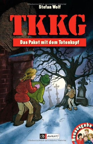 9783570170380: TKKG Band 04. Das Paket mit dem Totenkopf