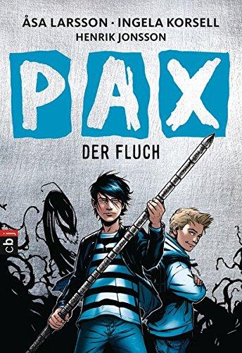 9783570171769: PAX - Der Fluch