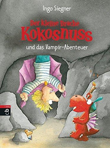 9783570171912: Der kleine Drache Kokosnuss und das Vampir-Abenteuer: Mit Wackelbild-Cover