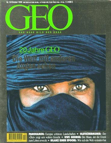 9783570191187: 20 Jahre Geo. Die Welt mit anderen Augen sehen