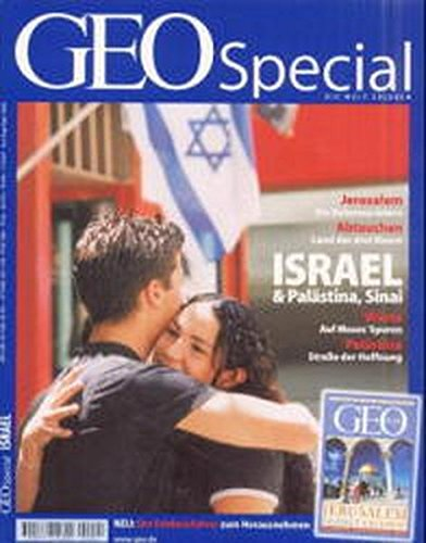 9783570192290: Geo Special Israel, Palästina, Sinai