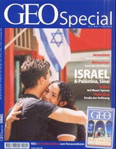 9783570192290: Geo Special Israel, Pal�stina, Sinai